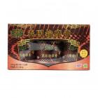 Cobraa Gold Herbal Massage Black Balm (Gold Elephan) - 50g * 3pcs.