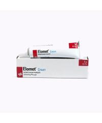 Elomet Cream Mometasone Furoate 0.1% (Schering Plough) - 5g.