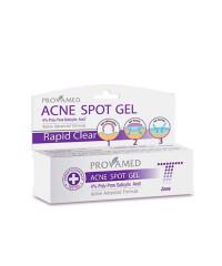 Rapid Clear Acne Spot Gel  (Provamed) - 10ml.