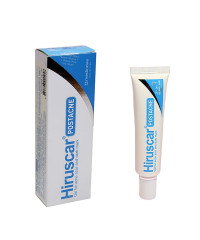 Post Acne gel for the face (Hiruscar) - 10g.
