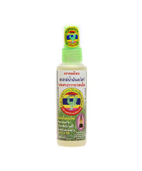 Spray citronella oil for the body (Thai Herbal Hong Thai) - 50ml.