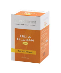 Beta Glucan Plus (Interpharma) - 30 capsul.