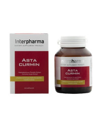 Astacusmin The Synergy of 2 Powerful Antioxidants for Wellness and Anti-aging (Interpharma) - 30 capsul.