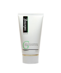 Facial Cleansing Foam Anti-Aging & Whitening (SMOOTH-E) - 120ml.