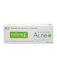 Hydrogel Acne + Maximum Strength 2% Cross-Polymer Salicylic Acid (SMOOTH-E) - 10g.