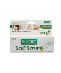 Serum from scars for face and body (Smooth-E) - 10g.