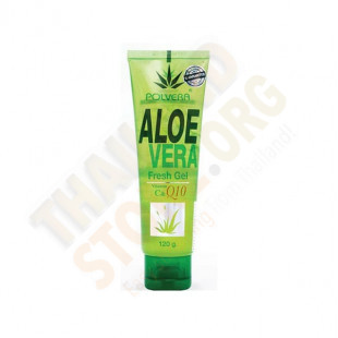 Aloe Vera with Coenzyme Q10 (PolVera) -120 ml.