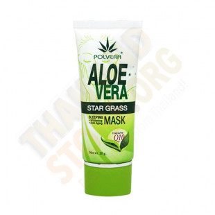 Aloe Vera Sleeping Mask (PolVera) -20 g.