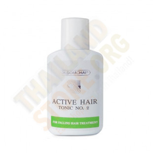 Hair Growing Lotion No.2 (Dr.Somchai) - 30ml.