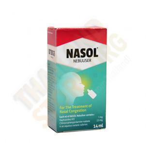 Spray Nasol Nose Nebuliser (THAIPHARAMED) - 14ml.
