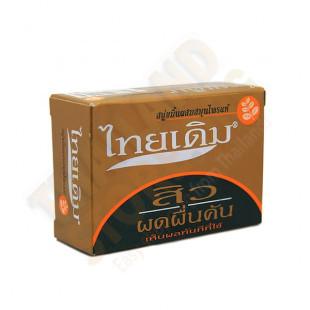 Traditional Thai soap from acacia (Thai Derm) - 100g.
