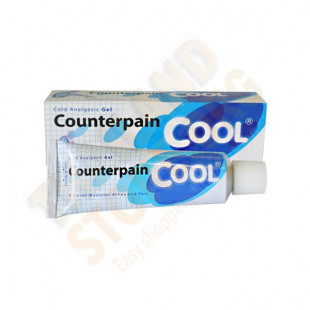 Cool Anesthetic Gel (COUNTERPAIN) - 30g.