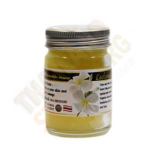 Aroma Thai massage balm Plumeria (CocoD) - 50g.