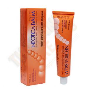 Analgesic cream Neotica Balm (Thai Nakorn Patana) - 60g.