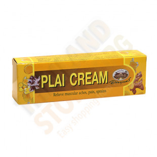 Plai Cream Relive Muscular Aches (ABHAIBHHUBEJHR) - 25g.