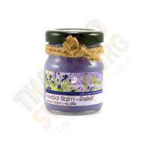 Herbal Balm Lavender & Geranium Oil (Organique) - 50gr.
