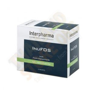 Inufos The Latest Prebiotic Combination (Interpharma) - 15 sachets.