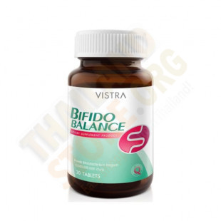 Bifido Balance (Vistra) - 30 tab.